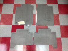 2003-2009 4RUNNER CARPET FLOOR MATS-STONE GRAY PT208-89030-21 GENUINE TOYOTA