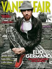 VANITY FAIR=N°9 2008=ELIO GERMANO=DENNIS QUAID=CAROLINA KOSTNER=FABRI FIBRA