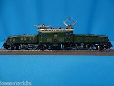 Marklin 3015 SBB CFF Electric Locomotive br Ce 6/8 Crocodile Green OVP