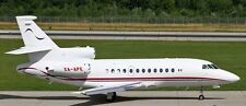 Dassault Falcon 900B Business Jet Private Aircraft Wood Model Free Shipping