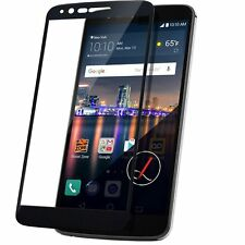 [2-Pack] LG Stylo 3 Full Screen Coverage Tempered Glass Screen Protector