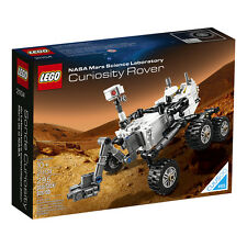 LEGO® Ideas 21104 NASA Mars Science Lab Curiosity Rover Neu OVP NEW MISB NRFB