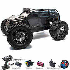 Thunder Tiger 1/8 K-Rock MT4-G5 Monster Truck 4wd Off Road RTR Iron Gray w/ OBA