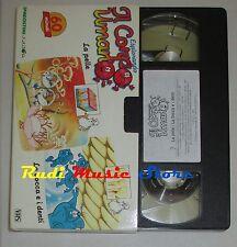 film VHS ESPLORANDO  IL CORPO UMANO - LA BOCCA I DENTI -  (F11) no dvd