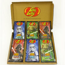 Jelly Belly Star Wars Selection Gift Box - 6 Sparkling Bean Packs - Galaxy Mix