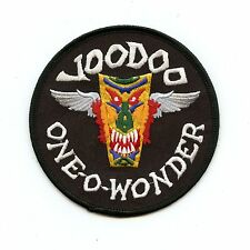 RCAF CAF Canadian CF-101 Voodoo One O Wonder Squadron Crest Patch
