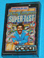 Daley Thompson's Super-Test - ZX Spectrum 48K/128K
