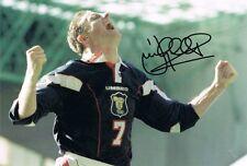 Signed Kevin Gallagher Scotland Autograph Photo Scotland Blackburn Newcastle