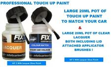CAR TOUCH UP PAINT SKODA ANY MODEL COLOUR YEAR  FABIA YETI ROOSTER OCTAVIA FABIA