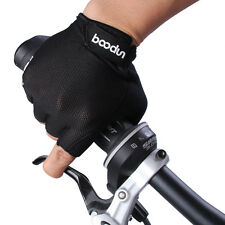 GYM Training Fitness Bike Gloves Sports Weight Lifting Workout Exercise Black M