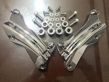 Docking Hardware 4 FOUR POINT Kit For HD Harley Road King Street Glide 2014-2016