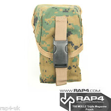 MOLLE Triple Magazine Pouch (Marpat Digital Camo) [DO3]