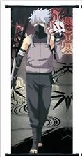 Home Decor Japanese Wall poster Scroll NARUTO Shippuden Hatake Kakashi Anime