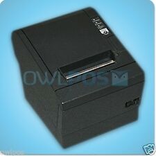 Epson TM-T88II M129B POS Thermal Receipt Printer Serial Interface Dark Gray NoPS