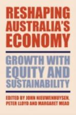 Reshaping Australia's Economy: Growth with Equity and Sustainability