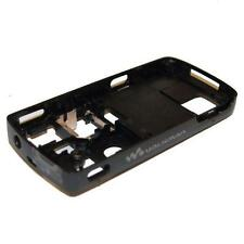 Genuine Original Housing Chasis For Sony Ericsson W810i - Black