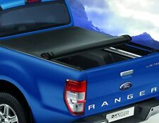 Ford Ranger 2016  Mountain Top Tonneau cover soft  double cab without sports bar