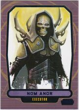 STAR WARS GALACTIC FILES SERIES 2 BLUE PARALLEL #551 NOM ANOR 136/350