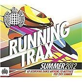 VARIOUS ARTISTS - RUNNING TRAX SUMMER 2012 (2012 3 x CD ALBUM) EXCELLENT COND