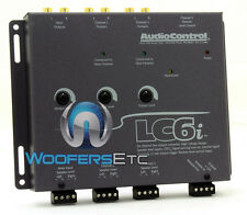 GREY LC6i AUDIO CONTROL 6-CHANNEL LINE OUTPUT CONVERTER CAR AUDIOCONTROL NEW