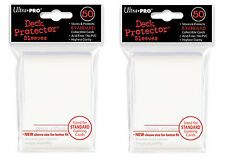 Ultra Pro Magic the Gathering 100 Deck Protectors White MTG