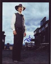 TOM SKERRITT Signed HIGH NOON Photo w/ Hologram COA
