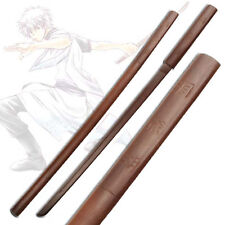 Japanese Ninja Wooden Katana Decorative  Practice Bokken Sword