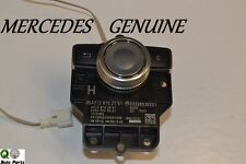 MERCEDES PUSH-BUTTON SWITCH, AUDIO/COMAND CONTROL PANEL BRAND NEW 2048700879