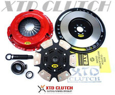 XTD STAGE 3 CLUTCH & 10LBS FLYWHEEL KIT HONDA H22 H23 F22 F23 MOTOR