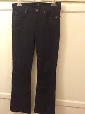 Seven For All Mankind Kimmie Bootcut Woman's Jean Size 27
