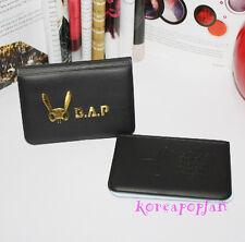 B.A.P BAP MATOKI KPOP CARD CASE NEW himchan zelo yongguk