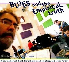 Blues & the Empirical Truth, Allen Lowe, Roswell Rudd, Marc R, New