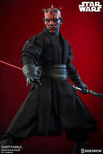 Star Wars Sideshow Collectibles Darth Maul Duel On Naboo 1/6 Scale Figure Sith