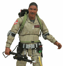 DIAMOND SELECT GHOSTBUSTERS SERIES 1 WINSTON ZEDDEMORE ACTION FIGURE NEW!