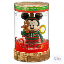 Disney Vinylmation Jingle Smells 2 Series Mickey Mouse Christmas Gingerbread