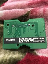 Roland SR-JV80-98 Experience II Exp. Board Free shipping!!
