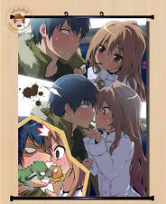 Anime Toradora! TIGER×DRAGON!Ta​iga Home Decor Poster Wall Scroll mural 40*55cm