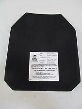 NEW X Police US NIJ L3 SAPI Bullet Proof Body Armor Ballistic Upgrade Plate OP8
