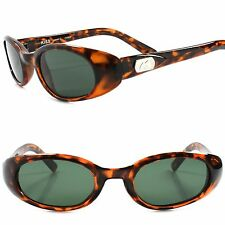 Classic True Vintage Deadstock 80s Style Tortoise Rockabilly Cat Eye Sunglasses