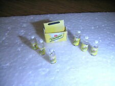 DOLLS HOUSE Schweppes Crate & 6 Bottles