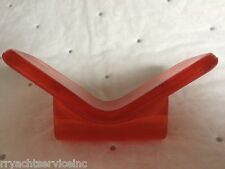 "BOAT TRAILER BOW V BOW STOP STOLTZ 122 RP404 4"" HOLE 1/2"" BOATINGMALL EBAY PARTS"