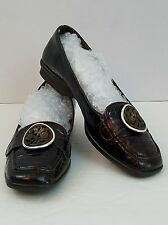 Womens Clothing Shoes Brighton Brown Camile Slip On Made In Italy SZ 7M