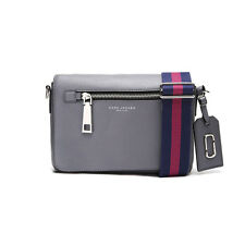 NWT$360  Marc Jacobs Gotham Small Shoulder Bag. Dark Grey