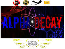 Alpha Decay PC Digital STEAM KEY - Region Free