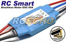 RC Model Airplane / Helicopter 60A Brushless Motor Speed Controller ESC SL025