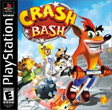 Crash Bash PS1 Great Condition Complete Fast Shipping