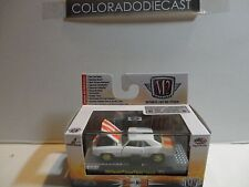 M2 Machines Detroit Muscle White 1969 Chevrolet Camaro SS/RS 350 Z10 CHASE