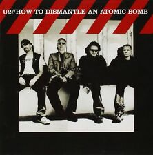 """U2 """"HOW TO DISMANTLE AN ATOMIC BOMB"""""""