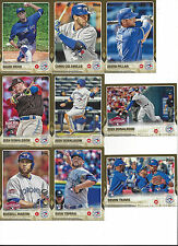 2015 TOPPS UPDATE Gold #/2015 Russell Martin All-Star Toronto Blue Jays US 295