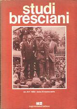 La storia del PCd'I-PCI a Brescia - (Partito Comunista d'Italia - P.C.I.)